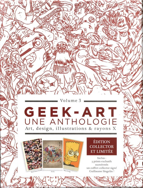 Total Geek-Art (VF)