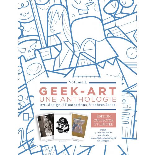 Coffret Geek-Art une anthologie vol.1 (VF)