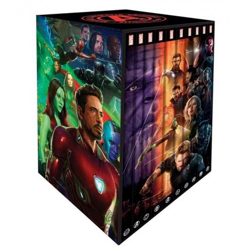 Coffret Marvel Cinematic (VF)