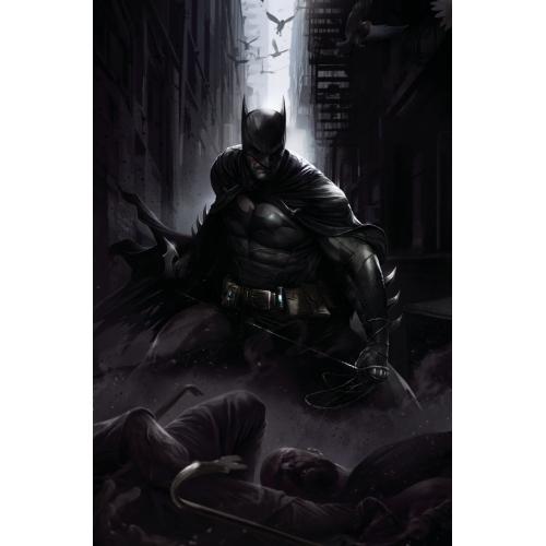 BATMAN 85 CARD STOCK VAR ED (VO)