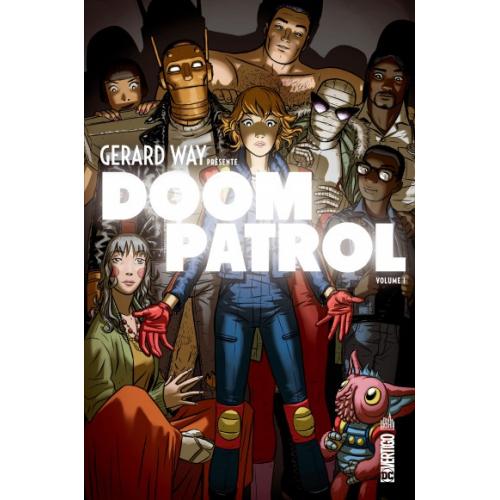 Gerard Way présente Doom Patrol (VF)