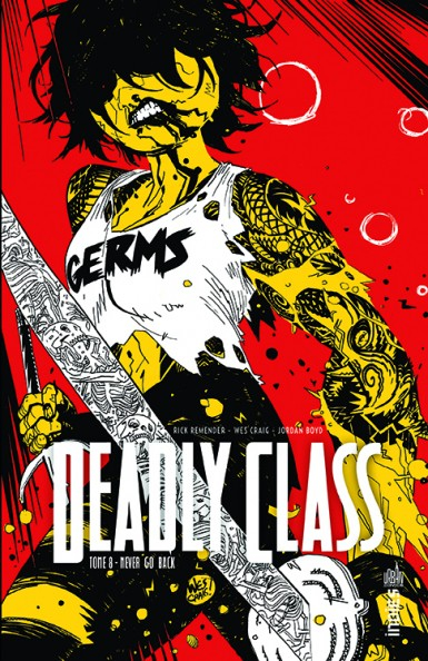 Deadly Class Tome 8 (VF)