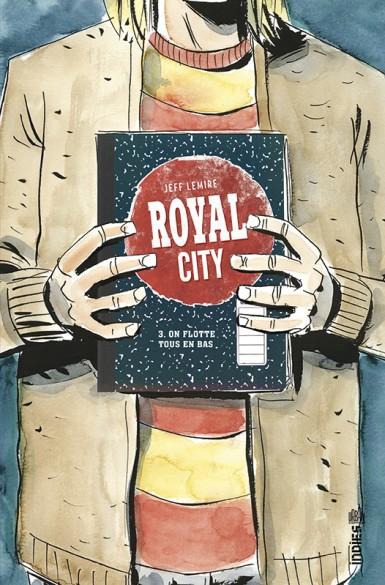 Royal City Tome 3 (VF)