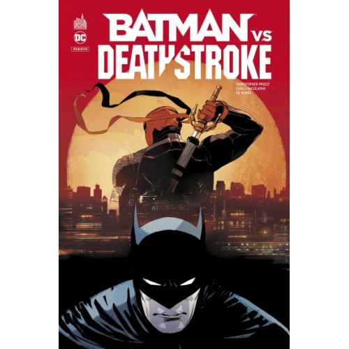 Batman vs Deathstroke (VF)