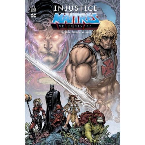 Injustice Vs Les Maîtres de l'Univers (VF)