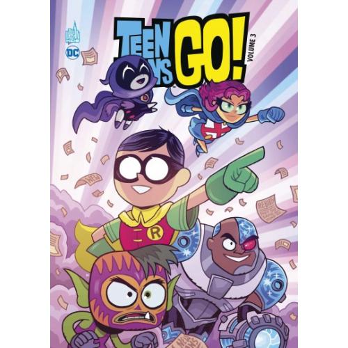 Teen Titans Go! Tome 3 (VF)