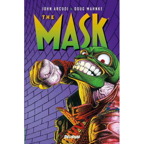 THE MASK : Intégrale Vol. 1 (VF)