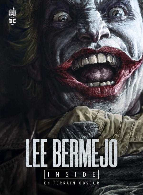 LEE BERMEJO INSIDE ARTBOOK (VF)