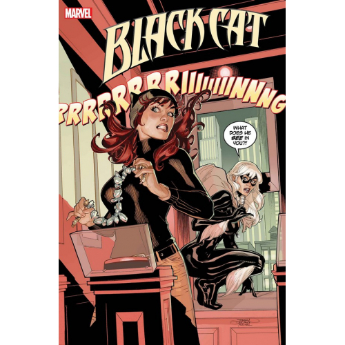 BLACK CAT 5 DODSON MARY JANE VAR (VO)