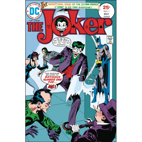 DOLLAR COMICS JOKER 1 (VO)