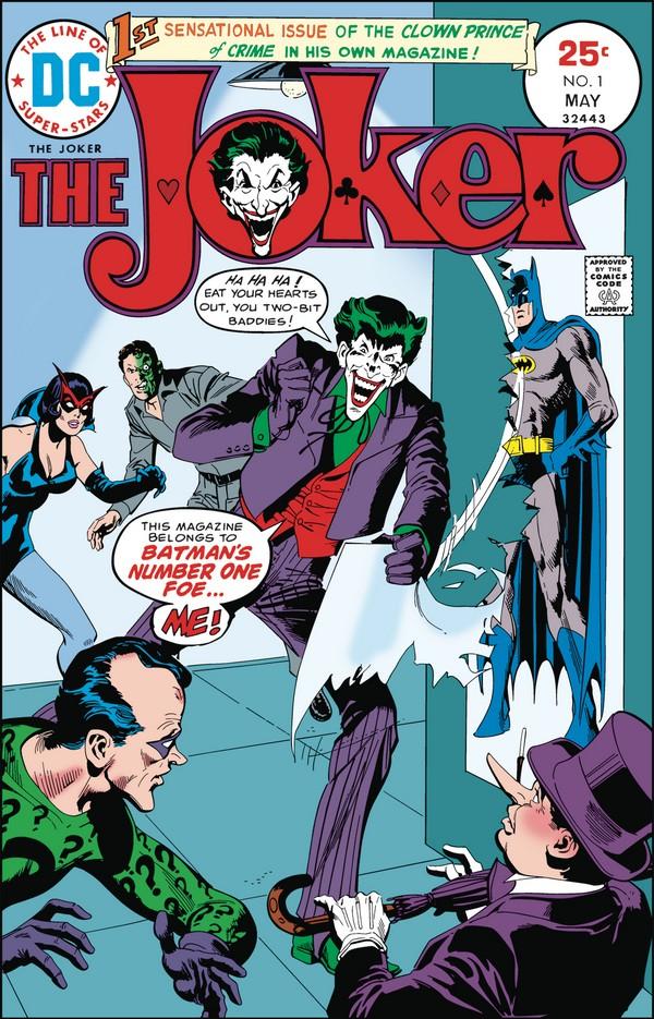 DOLLAR COMICS JOKER 1 (VO)