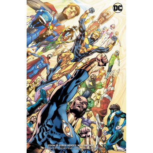 LEGION OF SUPER HEROES MILLENNIUM 2 (OF 2) VAR ED (VO)