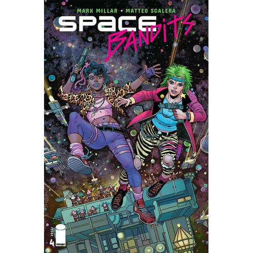 SPACE BANDITS 4 (OF 5) CVR C LEGENDS VAR JANSON (VO)