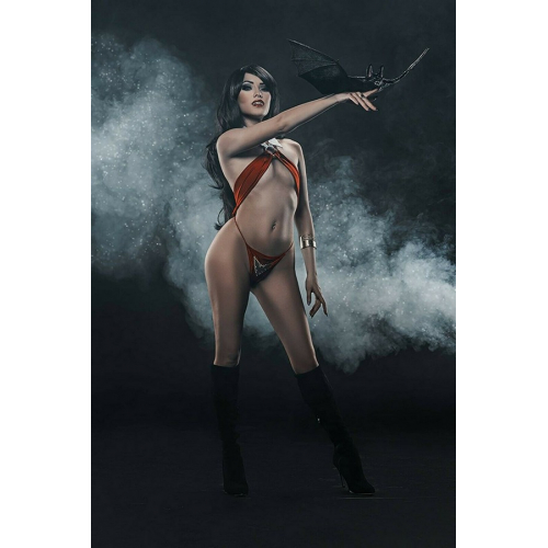 VENGEANCE OF VAMPIRELLA 1 30 COPY COSPLAY VIRGIN INC (VO)