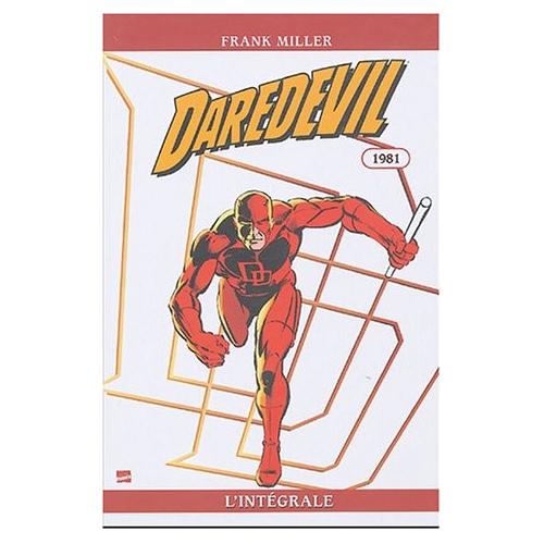 Daredevil intégrale t.1 1981 (VF) occasion