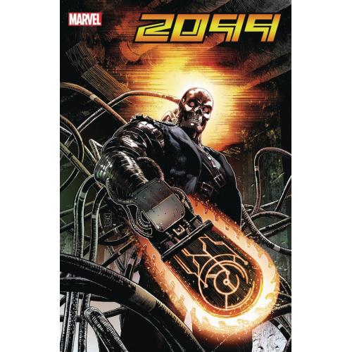 GHOST RIDER 2099 1 (VO)