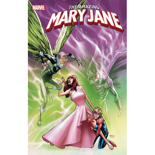 AMAZING MARY JANE 3 (VO)