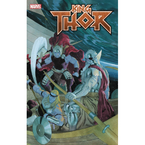 KING THOR 4 (OF 4) (VO)