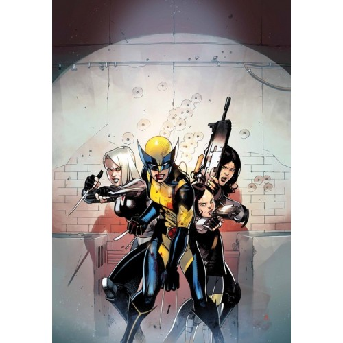All New Wolverine 5
