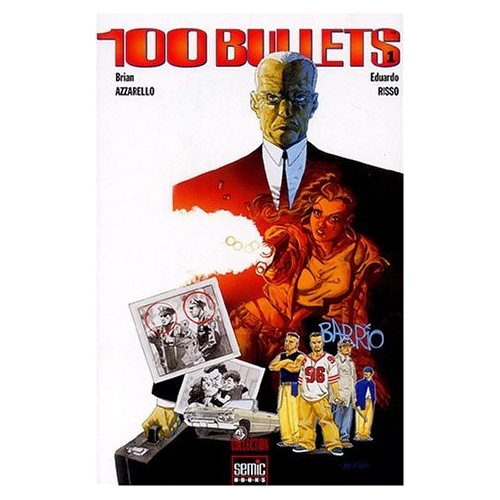 100 Bullets Tome 1 (VF) occasion