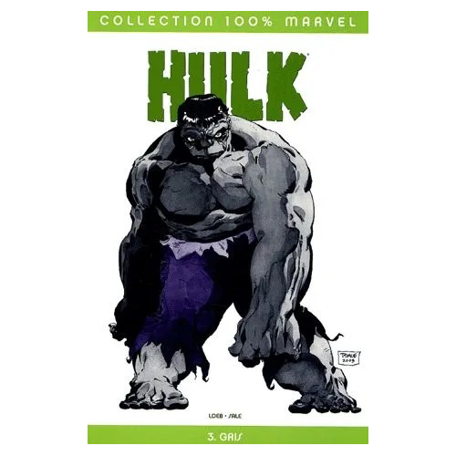 Hulk Tome 3 : Gris (VF) occasion