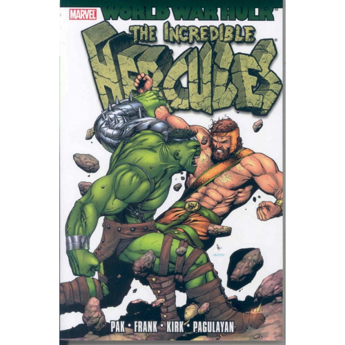 Hulk: WWH - Incredible Hercules (VO) occasion