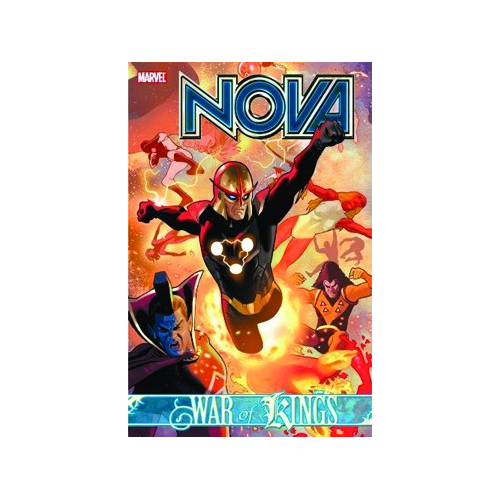 NOVA TP VOL 05 WAR OF KINGS (VO) occasion