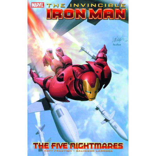 INVINCIBLE IRON MAN TP VOL 01 FIVE NIGHTMARES DM ED 02 (VO) occasion