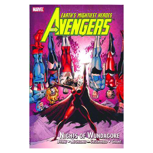 AVENGERS TP NIGHTS OF WUNDAGORE (VO) occasion