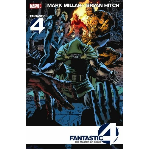 Fantastic Four: The Master of Doom (VO) occasion