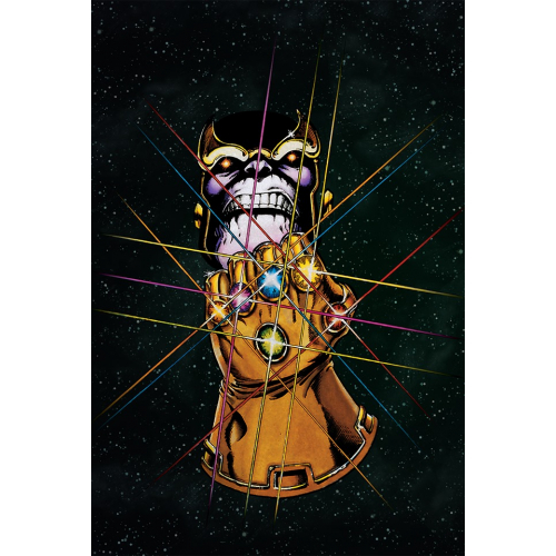 Thanos : Le coffret de l'Infini (VF)