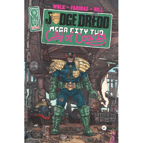 Judge Dredd : Mega City Two (VF)