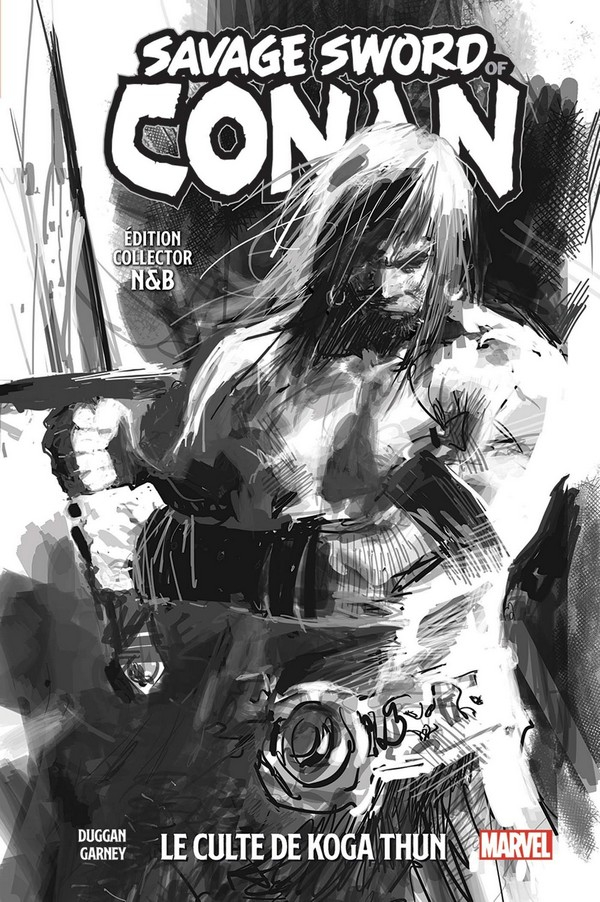 THE SAVAGE SWORD OF CONAN TOME 1 (VF)