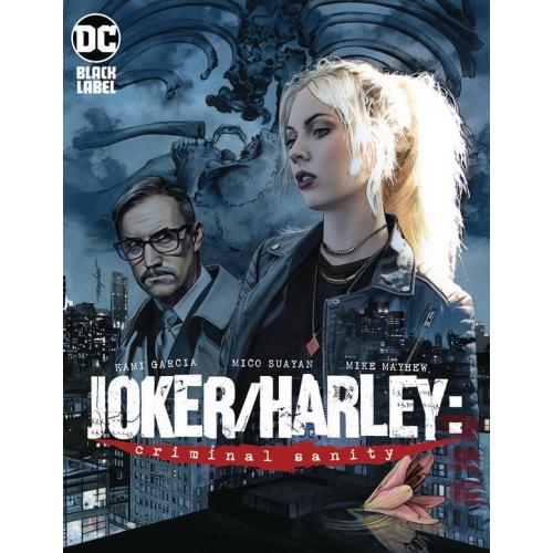 JOKER HARLEY CRIMINAL SANITY 1 (OF 9) MAYHEW VAR ED (VO)