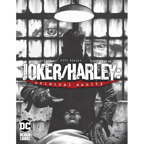 JOKER HARLEY CRIMINAL SANITY 1 (OF 9) SUAYAN VAR ED (VO)