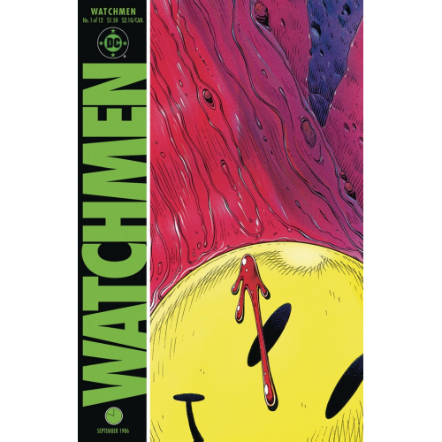 DOLLAR COMICS WATCHMEN 1 (VO)