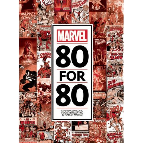 MARVEL 80 FOR 80 HC (VO)