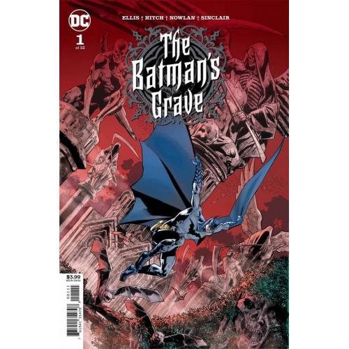 THE BATMAN'S GRAVE 1 (VO)