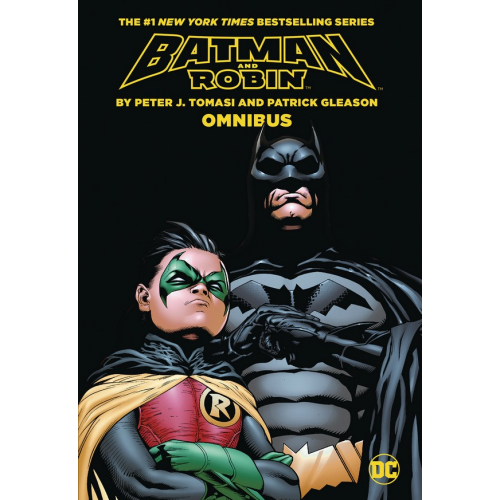 BATMAN AND ROBIN BY PETER J. TOMASI AND PATRICK GLEASON OMNIBUS HC (VO) occasion