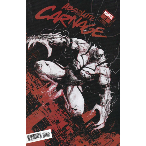 ABSOLUTE CARNAGE 4 (OF 5) ZAFFINO CODEX VAR (VO)