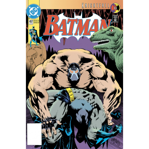 OFFERT : DOLLAR COMICS BATMAN 497 (VO)