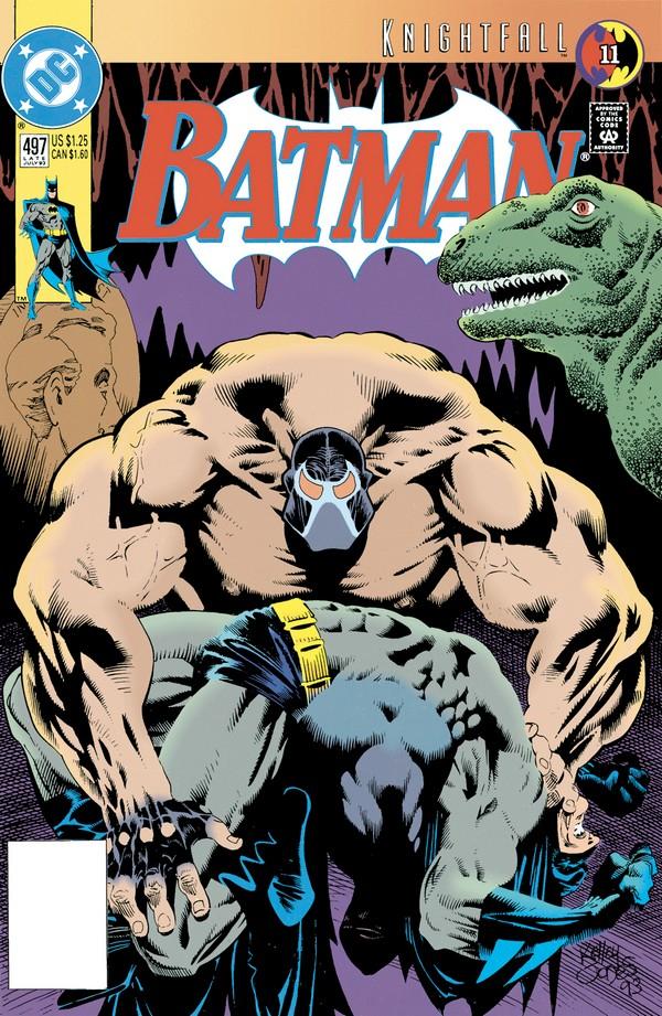 DOLLAR COMICS BATMAN 497 (VO)