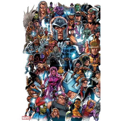 X-MEN 1 BAGLEY EVERY MUTANT EVER VAR (VO)