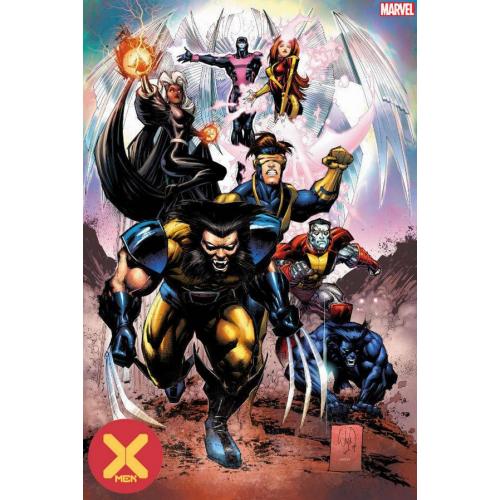 X-MEN 1 PORTACIO VAR (VO)