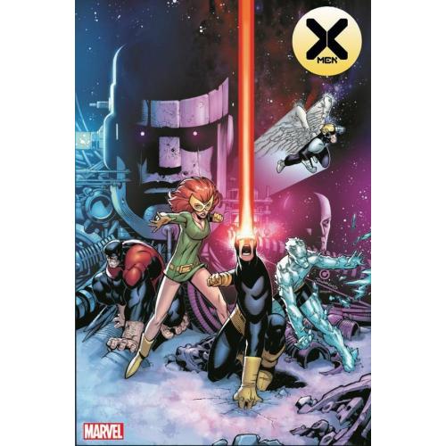 X-MEN 1 1 :100 BACHALO HIDDEN GEM VAR (VO)