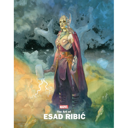 MARVEL MONOGRAPH TP ART OF ESAD RIBIC (VO)