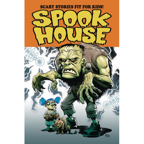 SPOOKHOUSE HALLOWEEN SPECIAL (VO)