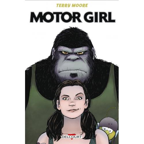 Motor Girl (VF)