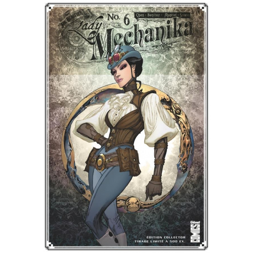 Lady Mechanika – Tome 6 Variante A (VF)