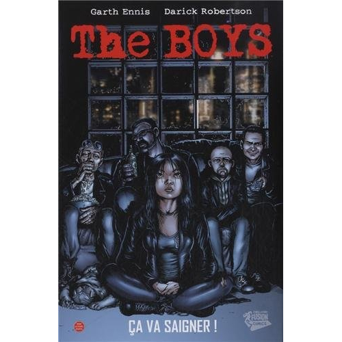The boys Deluxe Tome 2 (VF) occasion